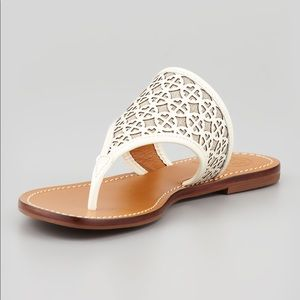 TORY BURCH SANDALS 7.5